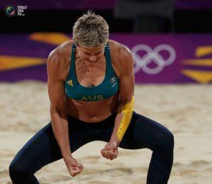 Natalie Cook, Australian Beach Volleyballer